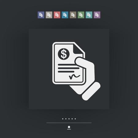 payable: Documento de pago