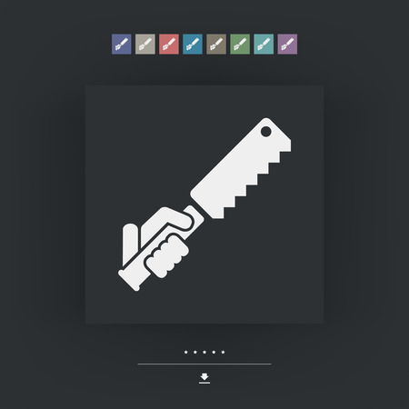 handsaw: Saw icon