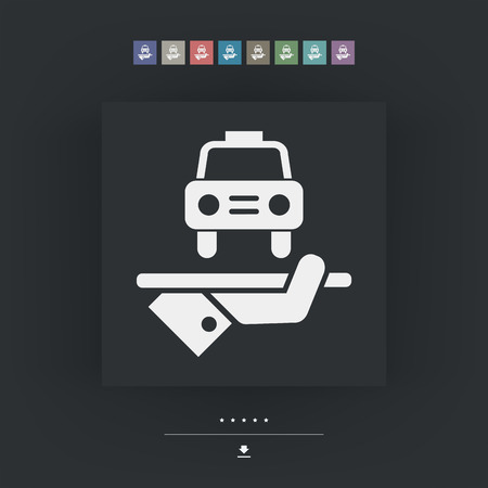 excluding: Hotel icon. Car service.