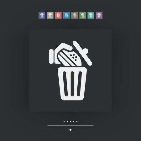 trashing: Trashing a sandwich