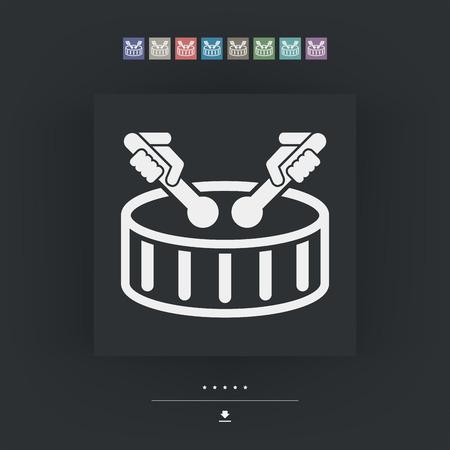 snare: Drum icon