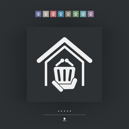 lading: Store icon