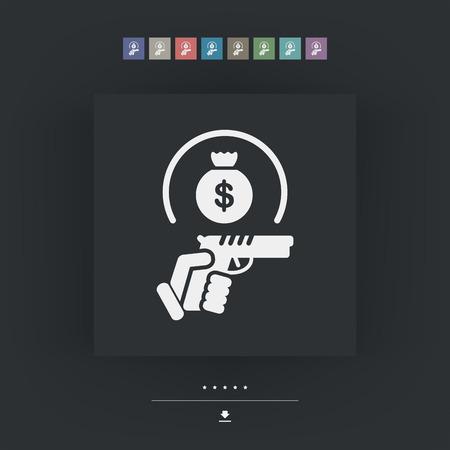 chronicle: Raider icon Illustration