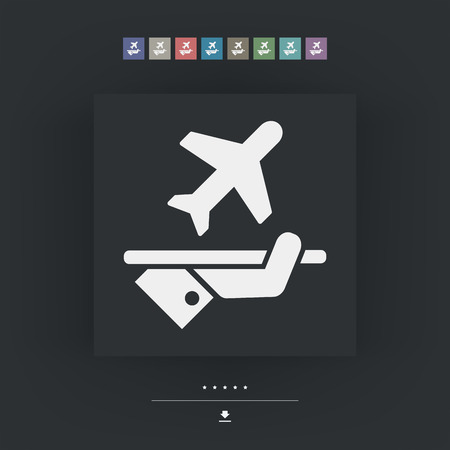 excluding: Fly services Illustration