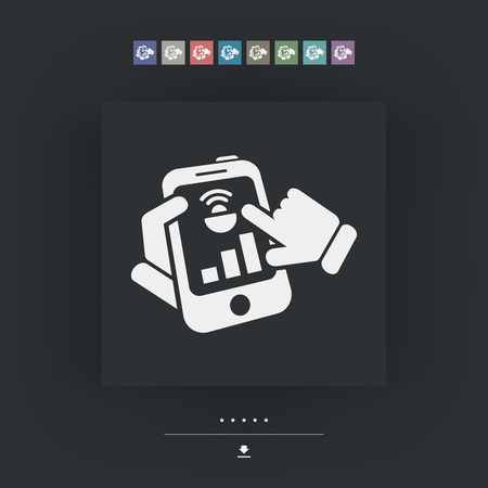 Device levels icon