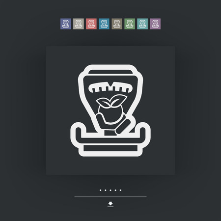 scale: Fruiterer scale icon
