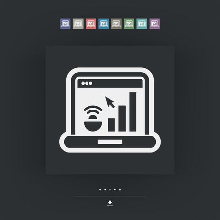 transmitting device: Tablet connection icon
