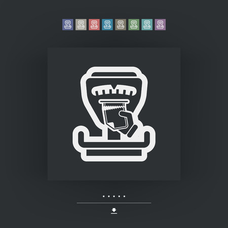 grams: Scale icon