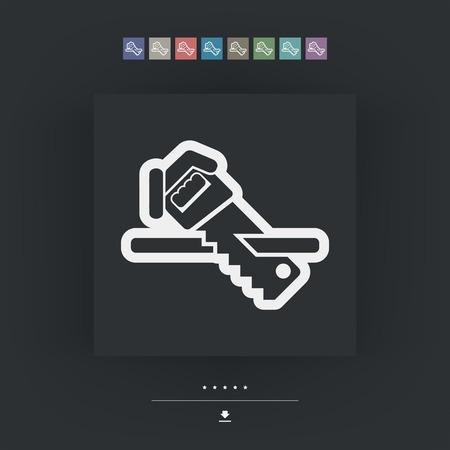 bricolage: Saw icon