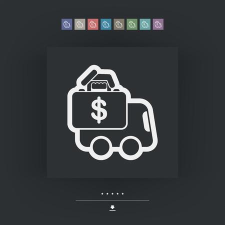 cited: Money van transfer