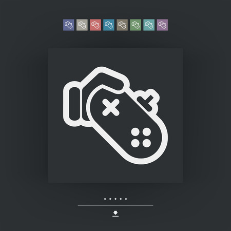 videogame: Video game icon