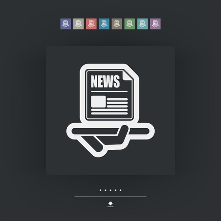 subscriber: News service