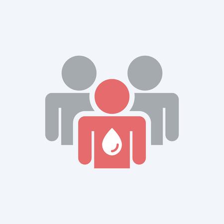 donor: Icono del Donante de Sangre