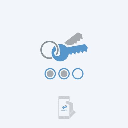 keyword: Keyword icon