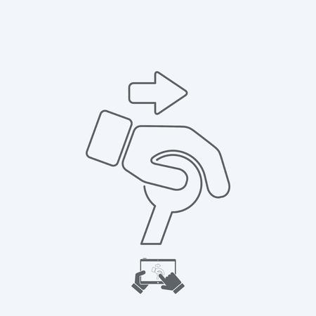 potentiometer: Gear icon