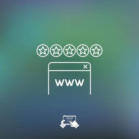 rating: Web rating