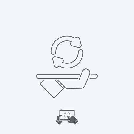modernization: Innovation services Illustration