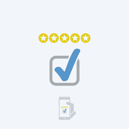 rating: Rating vote icon