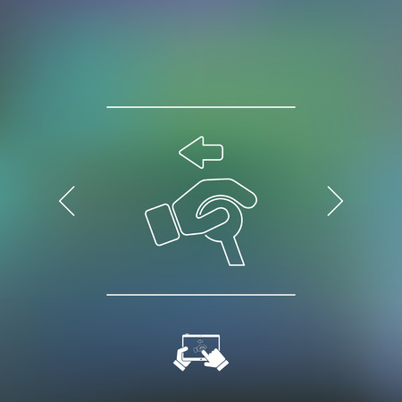 downshift: Control handle icon