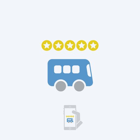 rating: Bus rating icon