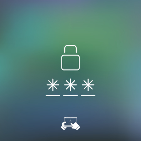 login icon: Login icon