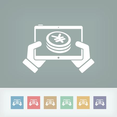 remuneraciones: Aplicaci�n financiera en la tableta - Yen