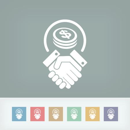 Business agreement - Dollars