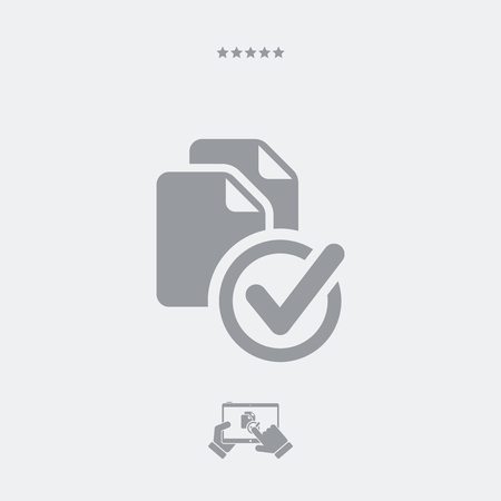 Checked icon, checked vector, checked symbol, checked design, checked app, checked illustration, checked JPG, checked picture, checked button, checked link. PART OF A SET, visit my portfolio.