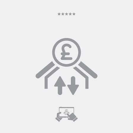 sterlina: Trasferimento di denaro icon - Sterling