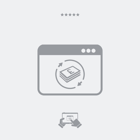 web: Financial web services - Sterling