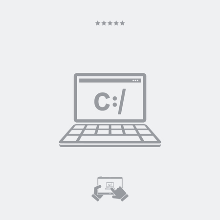 dos: Digital programming software icon