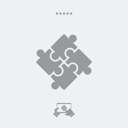 unbiased: Team strategy concept icon