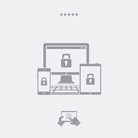 adaptable: Multi devices protection icon