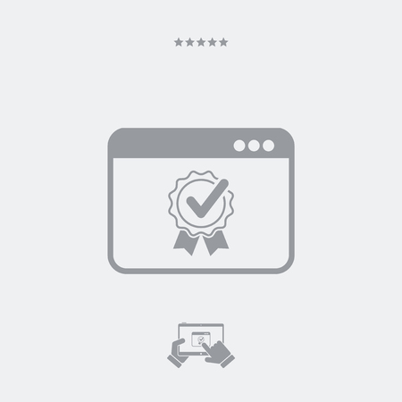 Best application flat icon