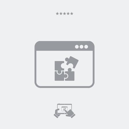 unbiased: Team application flat icon