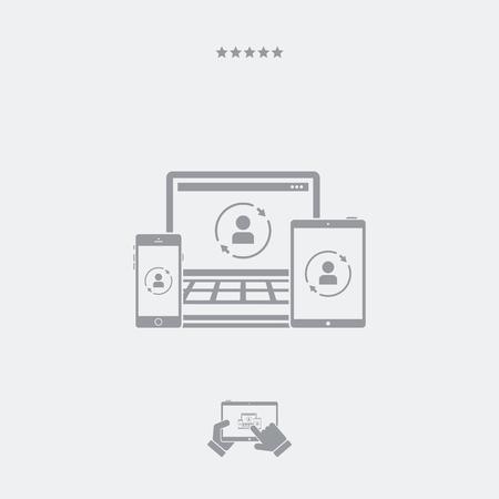 synchronization: Synchronization account on devices