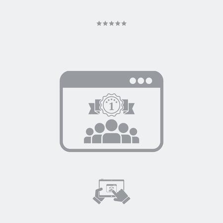 cockade: Best working team icon