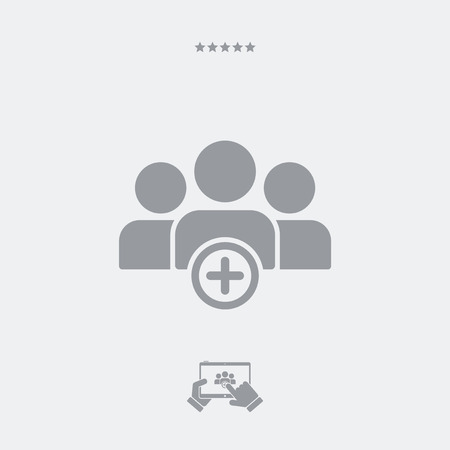 realtionship: Add friends to contacts Illustration