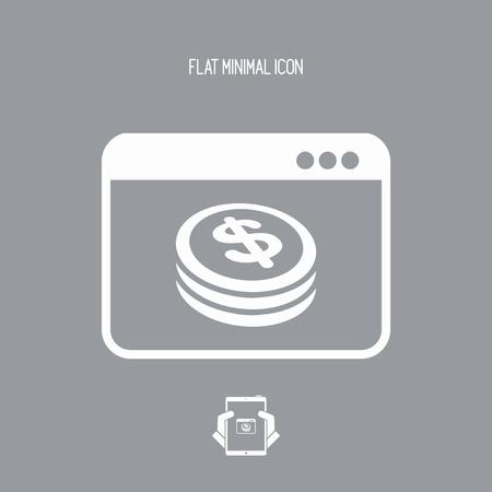 Geld Web-Service - Dollar