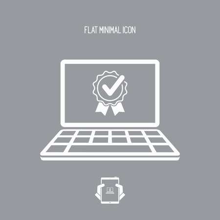 operative system: Best application flat icon