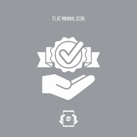 Oferta de servicios - Check mejor opción - icono Mínimo