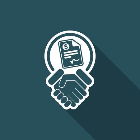 Conciliation payment