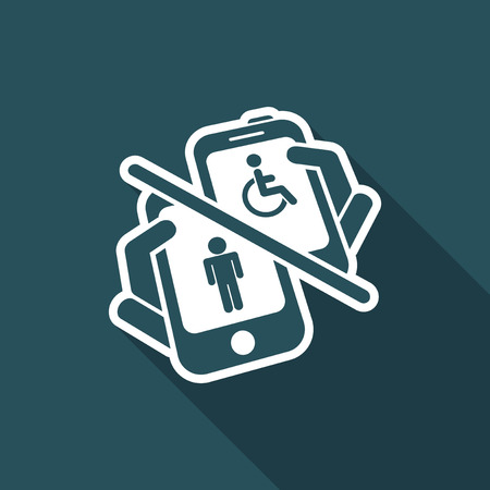 Disabled device