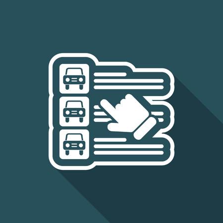 configure: Car list selection