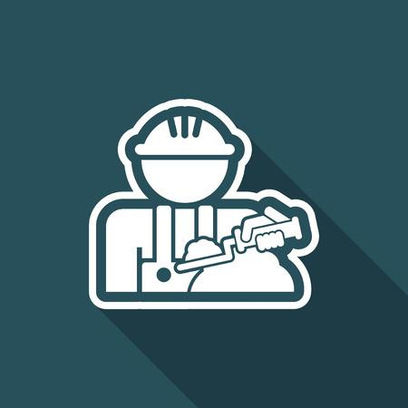 mason: Worker icon