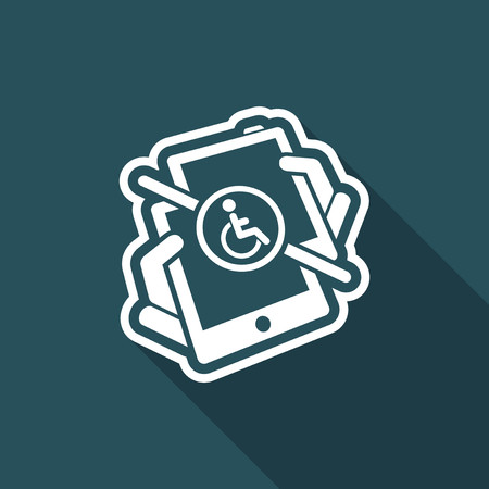 Handicap tablet connection