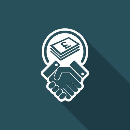 libra esterlina: Negociación financiera - Sterling