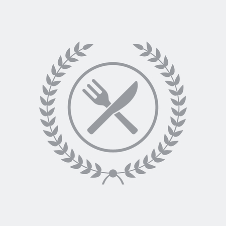 Flat and isolated vector illustration icon with minimal and modern design  イラスト・ベクター素材