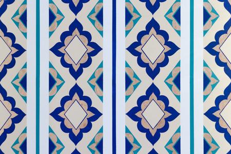 bosnian: Traditional bosnian carpet texture detail
