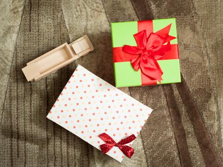 spicecake: holiday background Stock Photo